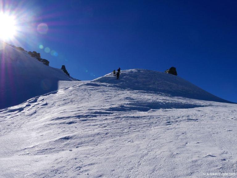 Glacier Grand Paradis