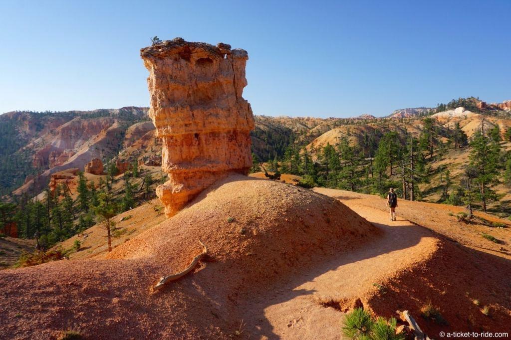 USA, Bryce Canyon, Fairyland Loop