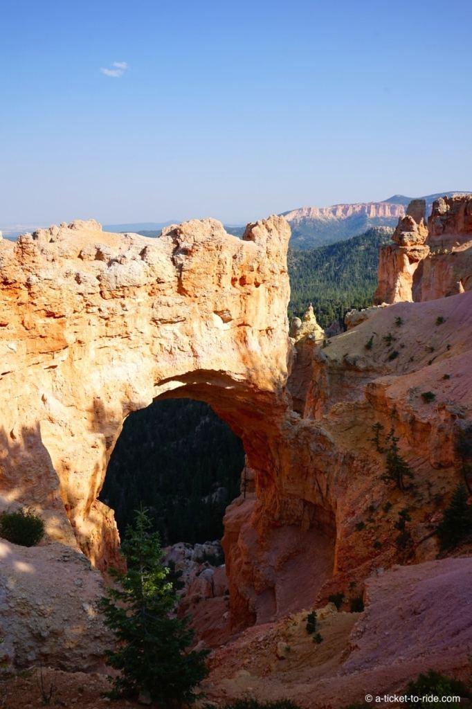 USA, Bryce Canyon, Natural Bridge