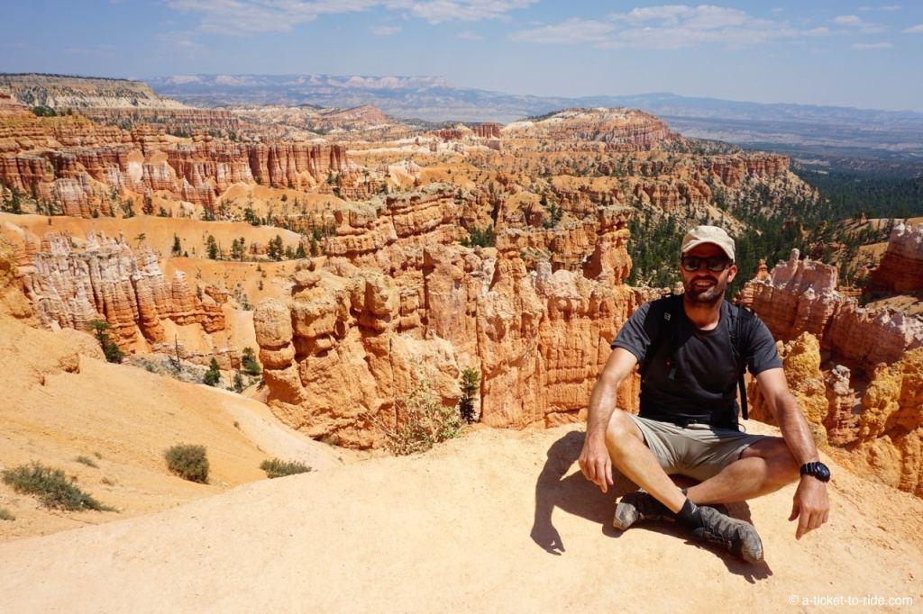 USA, Bryce Canyon, Sunset point