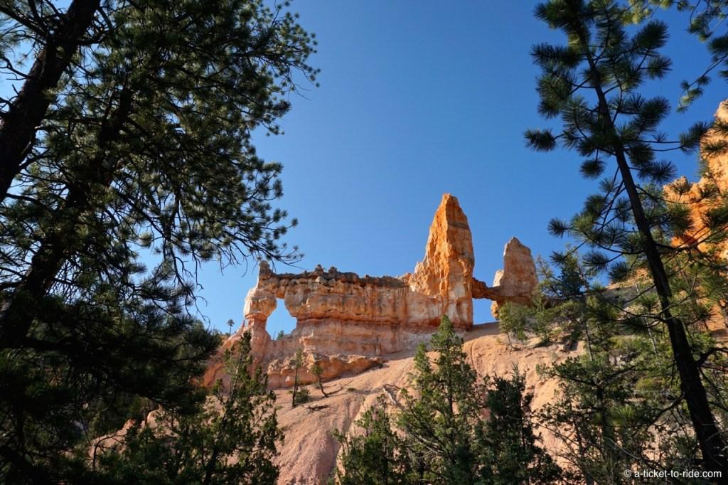 USA, Bryce Canyon, Tower Bridge