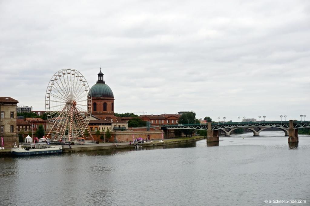 Toulouse, La Grave et la Grande roue
