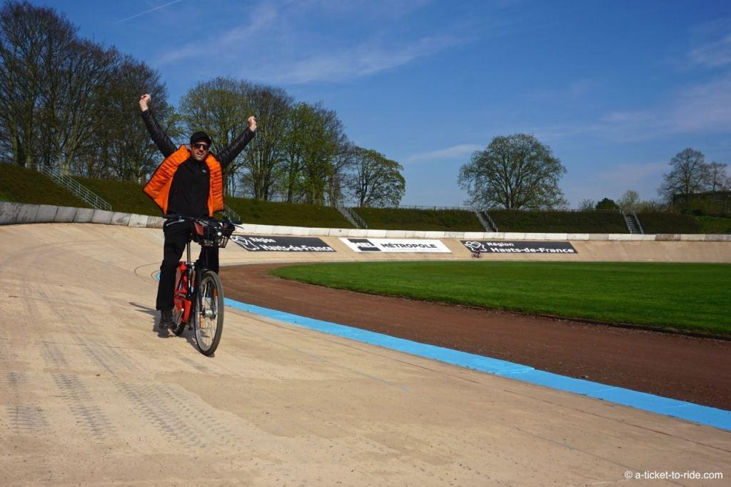 Roubaix, vélodrome André Pétrieux