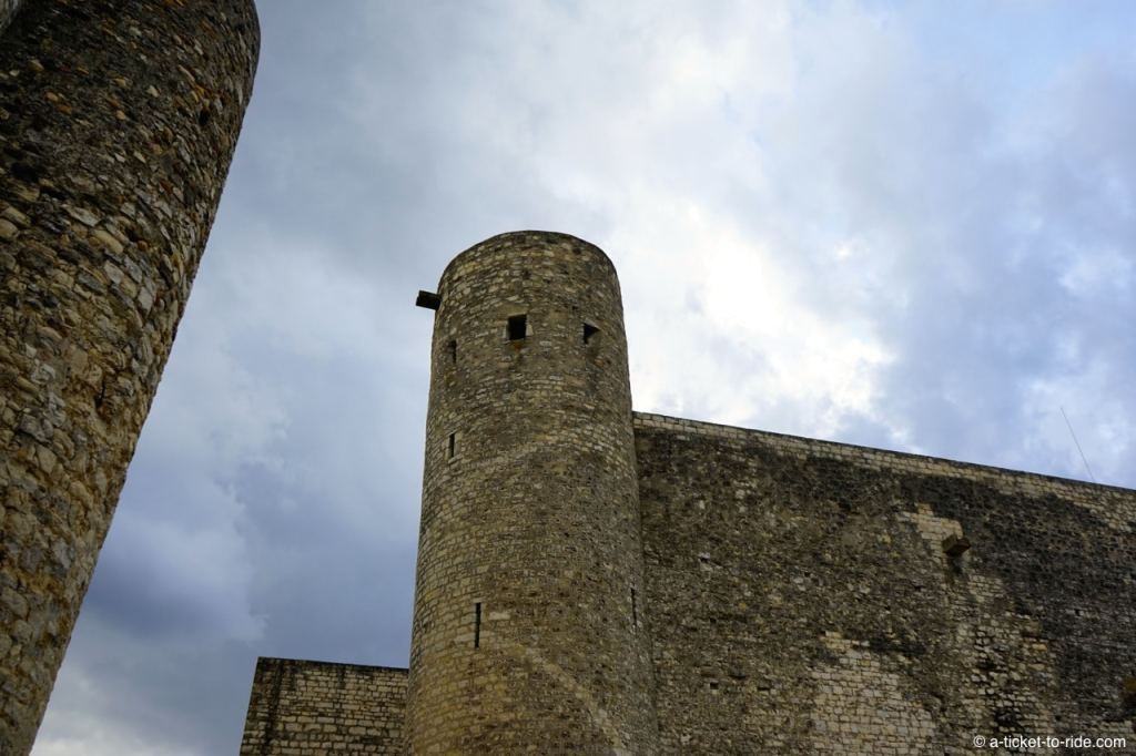 Montélimar, Château des Adhémar