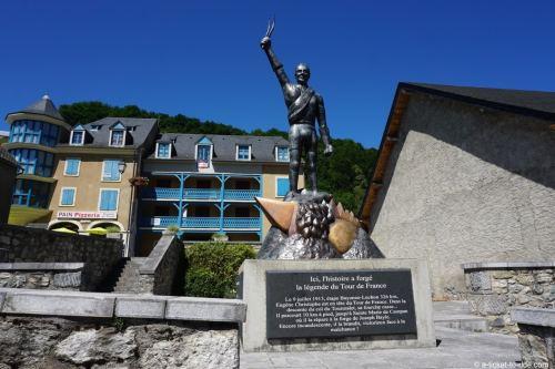 Hautes-Pyrénées, Sainte-Marie-de-Campan