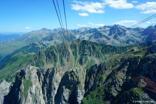 Téléphérique La Mongie-Pic du Midi