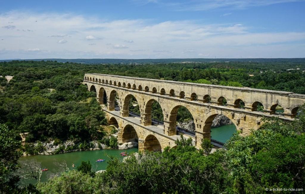 Pont du Gard, monument romain