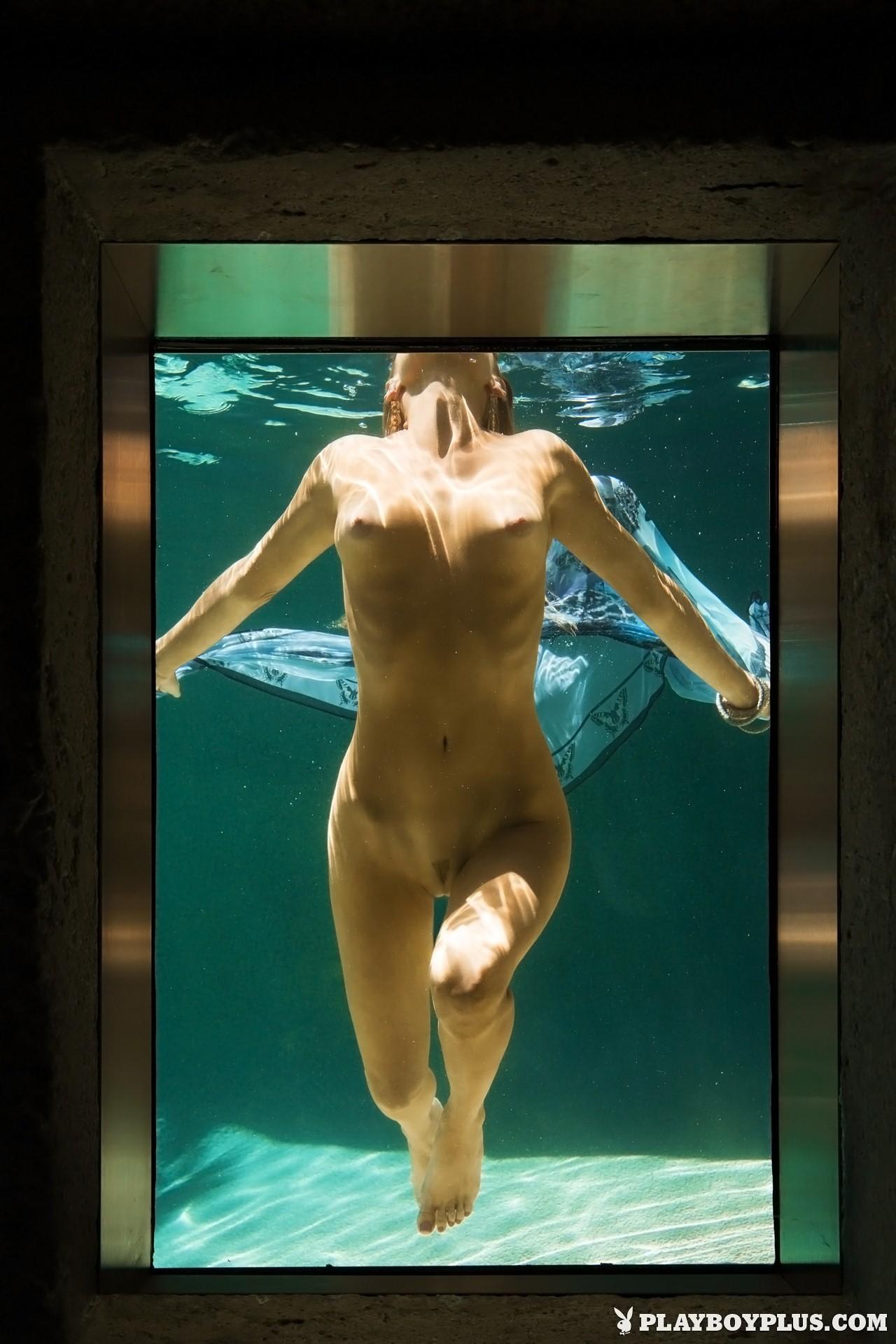 Gia Marie in Malibu Beauty  A Tribute to Playboy