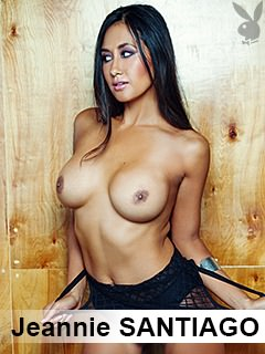 Jeannie Santiago nude Skater Babe at A Tribute to Playboy