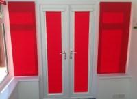 Patio Door / Bi-Folding Door Blinds - A-Z Blinds & Shutters
