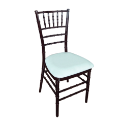 Chair Rentals Phoenix Kitchen Wooden Chairs Mahogany Chiavari Seating Az Arizona A To Z Party And Event
