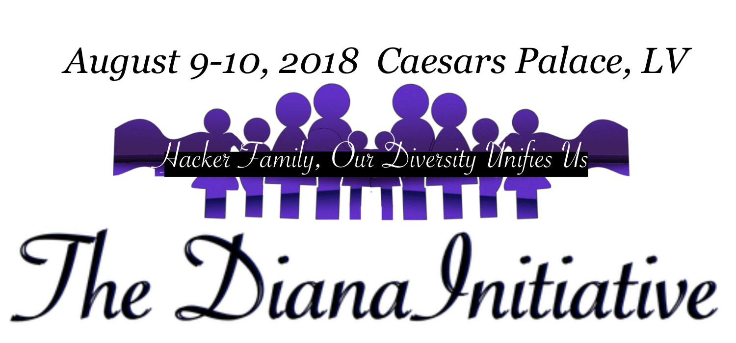 The Diana Initiative 3.0