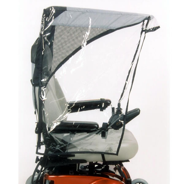 Power Wheelchair  Scooter Accessories  Canopies