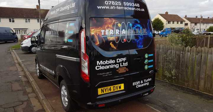 Mobile TerraClean & DPF Cleaning North East 07825 599 348