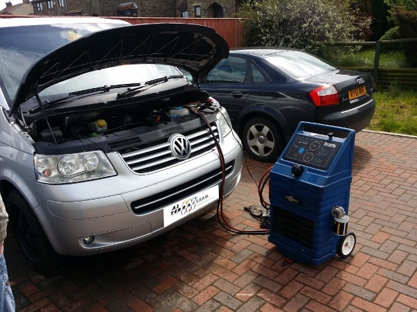 Darren Michael Lloyd - Toft Hill Bishop Auckland - VW T5 TerraClean Review