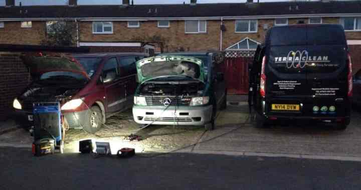 terraclean review mercedes vito
