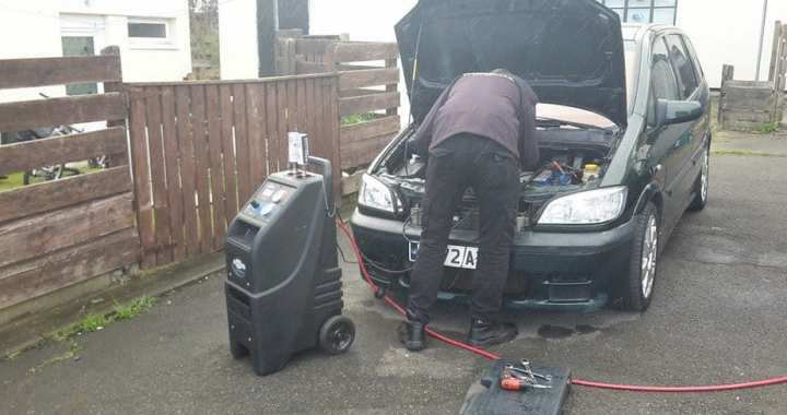Terraclean review vauxhall Zafira