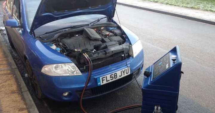 Terraclean review Skoda
