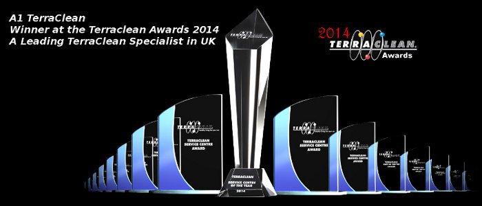 Terraclean Awards