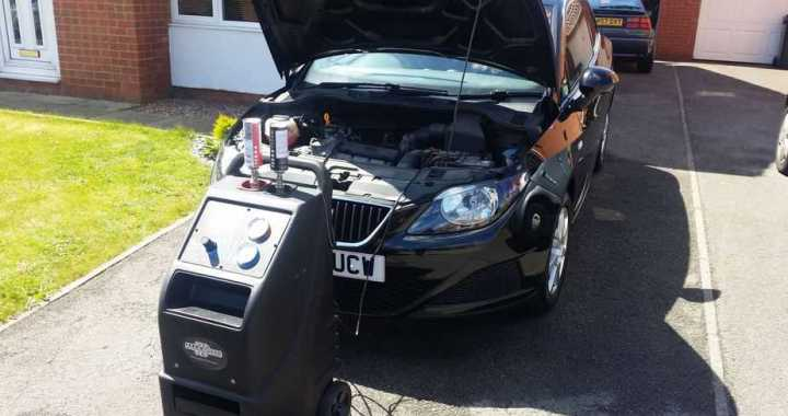 Terraclean Review Seat Ibiza