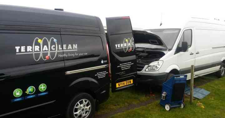 Mercedes Sprinter TerraClean Review