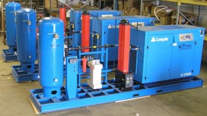 Breathing Air Compressor Systems & Components