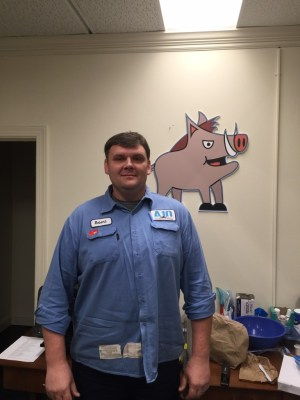Robert Burden Compressor Service Technician A10 Compressed Air Services