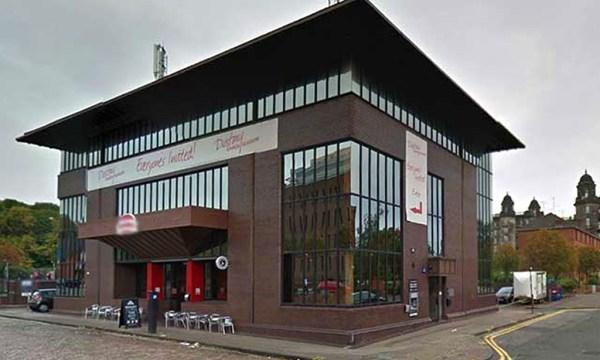 Destiny Church Glasgow City Building