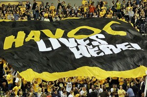 """VCU's """"havoc"""" brand is one of the most well-known in college hoops despite residing outside of the traditional power conferences."""