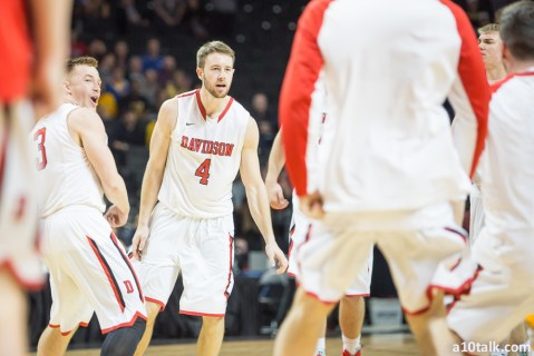 Tyler Kalinoski helped take his Davidson Wildcats from a tie for fourth at this point last year (5-2) to the 2015 regular season champs (14-4).