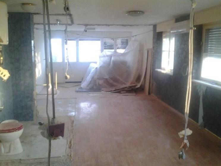 preuređenje stana rekonstrukcija