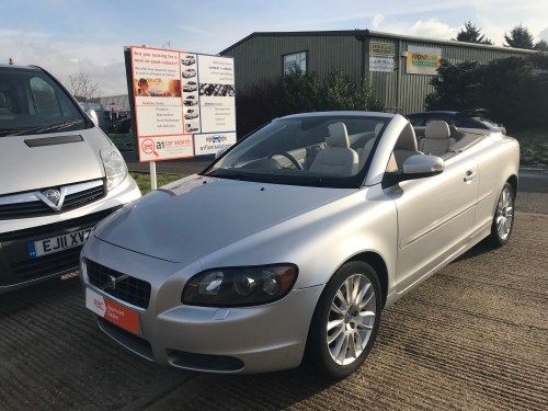 small resolution of 2007 07 volvo c70 se t5 convertible 2 5 petrol manual