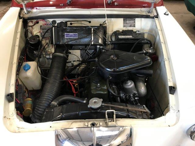 1961 Riley 1.5 with many sensible upgrades - Superb 8