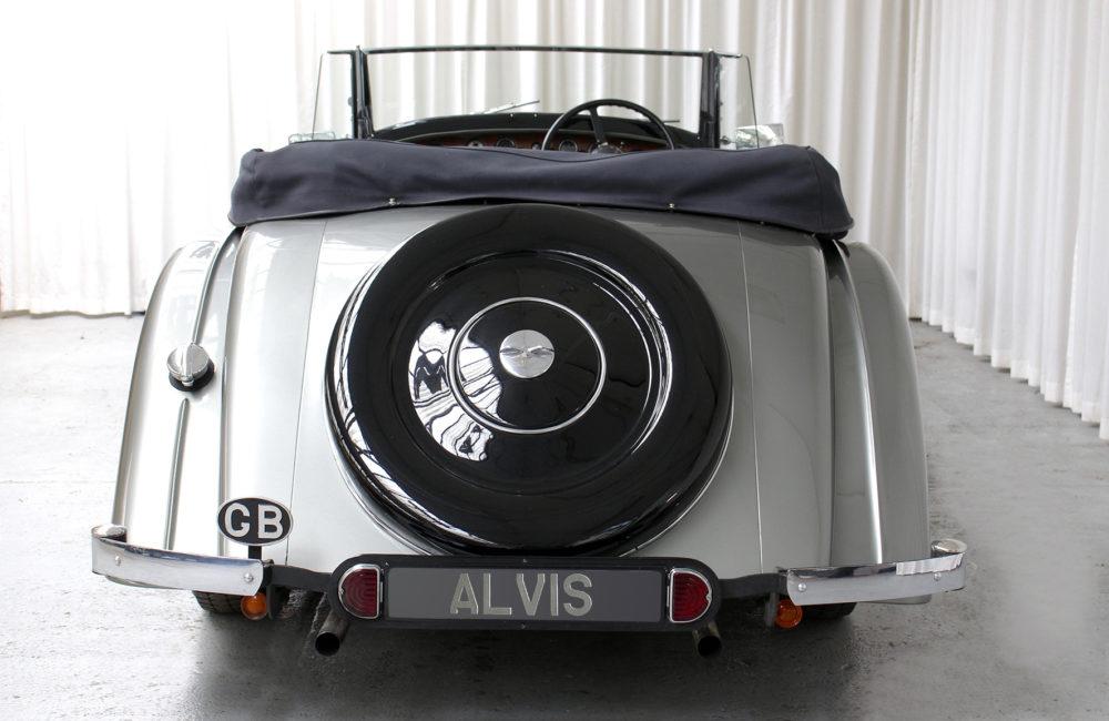 Alvis 4.3 5 - Adv RT Back