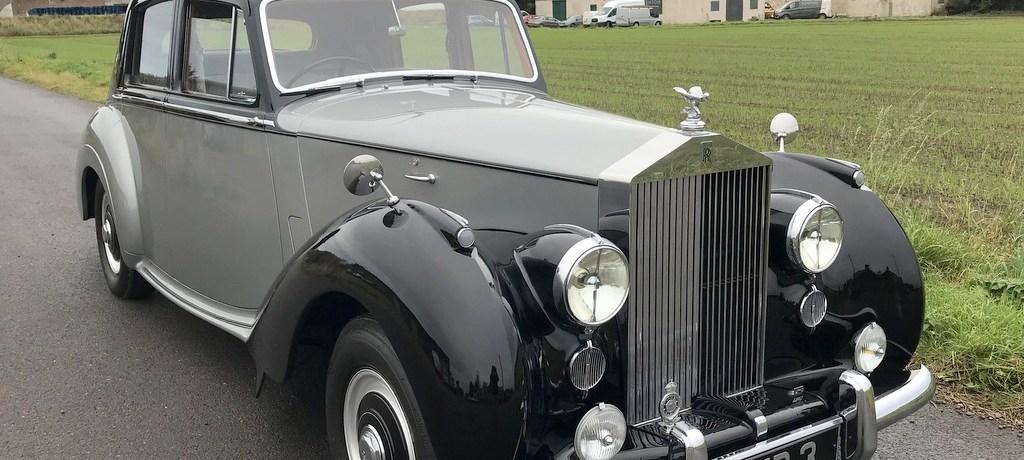 Rolls Royce Silver Dawn Automatic (1954)   £55,850