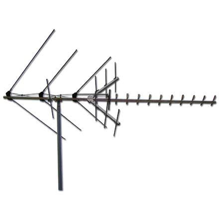 Channel Master CM 2018 VHF High Band/UHF Antenna