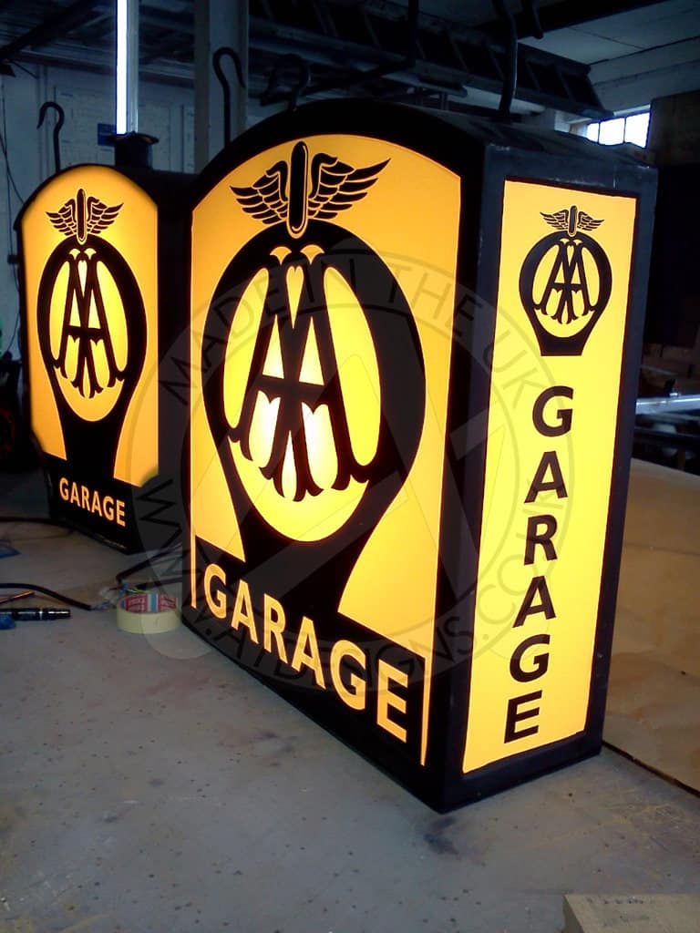 Vintage Signs by A1deSIGNS