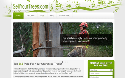 Sell Your Trees