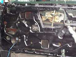 Chevelle Power Window Kits