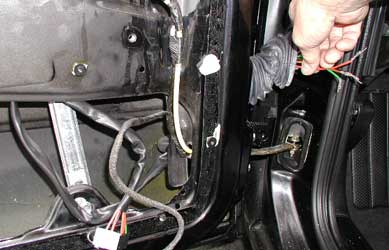 door entry systems wiring diagram hitachi 24v alternator installing electric life power windows in a vw golf