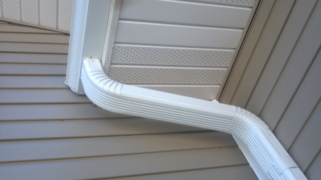 downspout repair