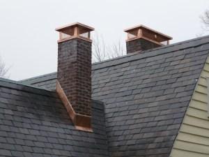 chimney cap installation