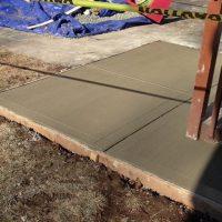 walkway repair concrete