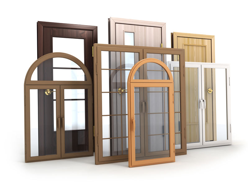 windows and doors styles