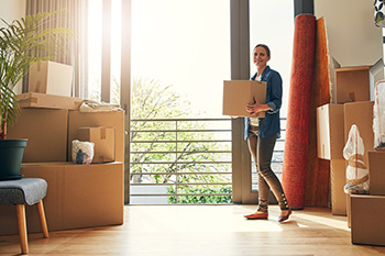 Moving Into An Apartment
