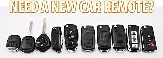 New car remote