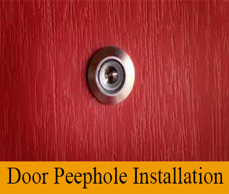 Peephole Installation Locksmith Toronto