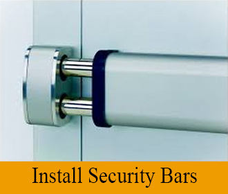 Install Security Bars Locksmith Service Toronto