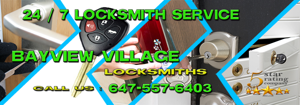 Locksmith Bayview Village banner