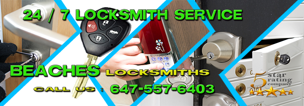 Locksmith Beaches banner